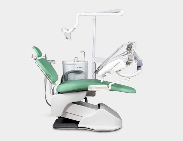 Advence Kamçılı Diş Ünitesi