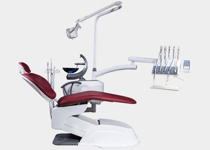 Quatro Kamçılı Diş Ünitesi