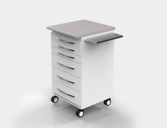 Mobil Klinik Kabini - MB04