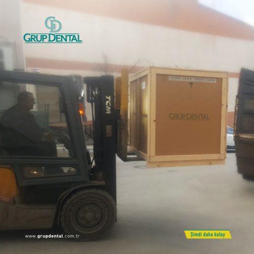 GrupDental - Nijerya Sevkiyat